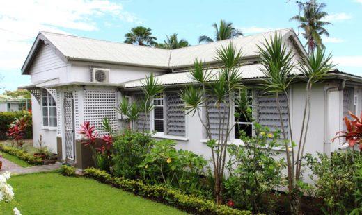 Fiji house insurance choice of cover